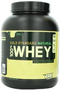 Optimum Nutrition 100% Whey Gold Standard Natural Whey, Vanilla, 5 Pound  for more Detail visit our website: http://premiumhealthproducts.com/