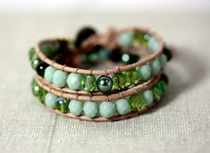 Friday DIY: LeChatVIVI shows us how to make a bead bracelet - DaWanda Blog: People and Products with Love