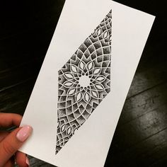 35 Spiritual Geometric Tattoo Designs - Shapes & Patterns