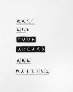 wake up. your dreams are waiting. Simple Sign Language, Sign Language Phrases, British Sign Language, Morning Motivation Quotes, Motivational Quotes, Inspirational Quotes, Social Media Quotes, Wake Up, Dreaming Of You