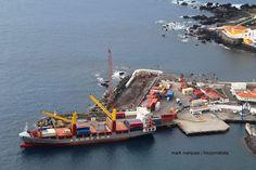 PORTO DA CALHETA: Empreitada no Porto de Velas (12)