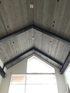 whitewash tongue and groove ceiling - google search … | pinteres…