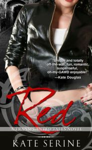 Red by Kate SeRine - After a strange bit of magic transports her from the literary world to the literal, tough-as-nails Red becomes an enforcer for the underground fairy tale police force. But when someone begins murdering her fellow storybook characters, she faces the ultimate test in this engaging mystery.