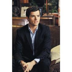 Ezra Fitz ❤ liked on Polyvore featuring ian harding, pictures and pretty little liars