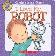 Follow along as Caroline Jayne Church's adorable Love Meez preschooler Henry shows readers just what makes his robot so special! Love Meez stories help foster social and emotional growth for the presc