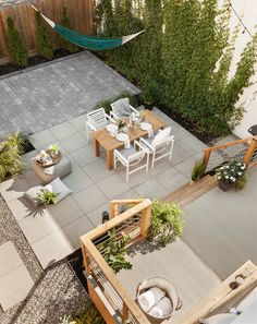 Raised Garden Beds Cinder Blocks, Cheap Raised Garden Beds, Backyard Patio Designs, Backyard Landscaping, Terraced Backyard, Garden Stairs, Gravel Garden, Patio Flooring, Family Garden