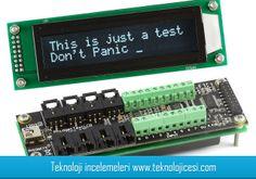 Teknoloji incelemeleri - http://www.teknolojicesi.com