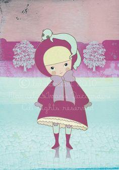 Winter Mood by desicloe.deviantart.com on @deviantART