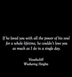 Wuthering Heights ❤️❤️❤️
