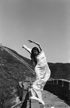 Chinese Legendary Dancer,Yang Li Ping