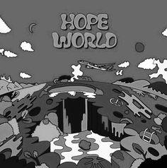 90s HOPE WORLD aesthetics