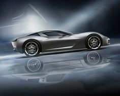 stingray+automobile | ... Stingray Sports Car Launched in 2012 As 2013 Model ~ Auto-Sports News