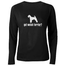 Welsh Terrier Gifts & Merchandise | Welsh Terrier Gift Ideas | Custom Welsh Terrier Clothing - CafePress