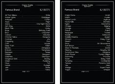 Karity Brand Eyeshadow dupe list for MAC eyeshadows! Mac Eyeshadow Dupes, Eyeshadow Makeup, Eyeshadow Ideas, Makeup Tips, Beauty Makeup, Hair Beauty, Makeup Products, Make Up Dupes, Hello Gorgeous
