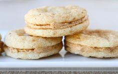 snickerdoodle-sandwich-cookies [Aunty Pol says I've got to try Biscoff. Looks like a good way to do it.]