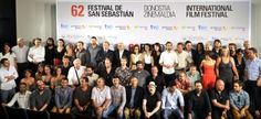 San Sebastian Film Festival.  Today, at the Academia de Cine, an announcement was made as to the list of films produced in Spain scheduled for the 62nd edition of the San Sebastian Festival.