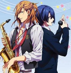 UtaPri. They make such a cute couple