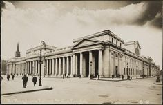 (the late) Pennsylvania Station 1910