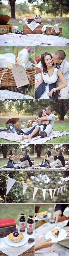 Ideas Wedding Vintage Photography Trees For 2019 Picnic Photography, Couple Photography, Engagement Photography, Wedding Photography, Vintage Photography, Engagement Props, Picnic Engagement, Engagement Pictures, Wedding Pics