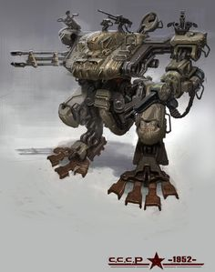 concept robots: Concept robots by Michal Kus