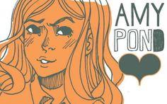 Amy Pond Tea