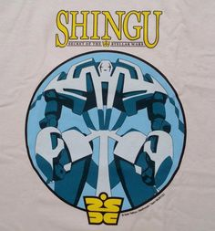 Shingu Stellar Wars T-Shirt Anime Men's Light Gray XL Cosplay #Gildan #GraphicTee