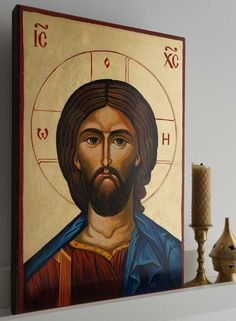 The Son of God About our icons BlessedMart offers hand-painted religious icons that follow the Russian, Greek, Byzantine and Roman Catholic traditions. We partner with some of the most experienced iconographers in the country. Artists with more than 20 years of experience in modern iconography. Each and every icon that we sell in our online store is