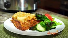 Slow Cooker Lasagna Allrecipes.com - http://allrecipes.com/video/3781/slow-cooker-lasagna/detail.aspx?ms=1=118549946=DailyDish=2013-07-31=Feature_1=Title=1