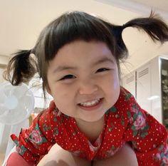 Cute Asian Babies, Korean Babies, Asian Kids, Cute Asian Girls, Cute Babies, Cute Baby Meme, Baby Memes, Cute Little Baby, Little Babies