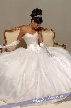 robe de mariée unique -
