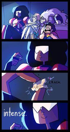 God I love Garnet / Steven Universe