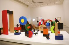 Emily Floyd: The Dawn for Kids at the NGV Fed Square Australia until 1st March 2015