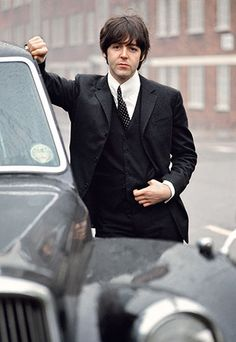 Jean-Marie Perier - Photographe - The Beatles - Londres 1964