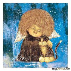 Фото: Альбом «Солнечные ангелы Галины Чувиляевой»: Альбомы - женская социальная сеть myJulia.ru