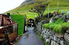 Beautiful Landscapes of Faroe Islands
