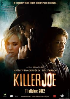 Jaquette/Covers Killer Joe ( KILLER JOE )