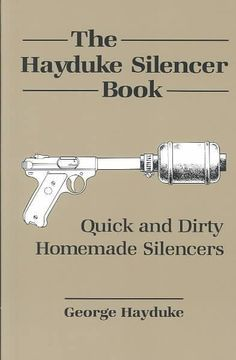 Learn how to make firearm silencers from common items found around the house. George Hayduke, the Master of Revenge, will show you how! Enter the world of muffled mayhem with these simple, effective a Emergency Preparation, Emergency Preparedness, Weapons Guns, Guns And Ammo, Survival Tips, Survival Skills, Survival Knife, Shooting Guns, Shooting Bench