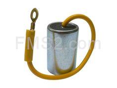 Condensatore SGR per Vespa 50 n-l-r ( 63 ), ricambio 070155