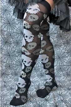 Skulls Over the Knee