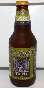 Allagash Tripel Ale is a Tripel style beer brewed by Allagash Brewing Company in Portland, ME. 92 out of 100 with 2150 ratings, reviews and opinions.