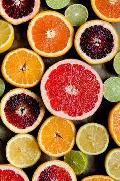 citrus color inspiration