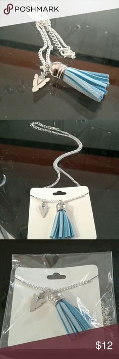 Tassel necklace Brand new tassel necklace Jewelry Necklaces