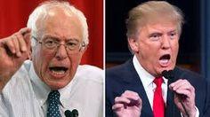 Trump vs. Bernie: El gallito se juyó - http://bambinoides.com/trump-vs-bernie-el-gallito-se-juyo/