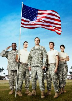 Starting TODAY -- Dec. 20 through Dec. 24, the new FOX comedy ENLISTED will provide shoppers with free postcards to write letters of appreciation to our Service Members deployed in harm's way. The collected postcards will be sent in Operation Gratitude Care Packages! Actors Geoff Stults & Keith David will be at the Century City Mall – 10250 Santa Monica Blvd., Los Angeles TODAY -- 12/20 at 1 pm -- they've both volunteered with Operation Gratitude & we are so very thankful for their support!