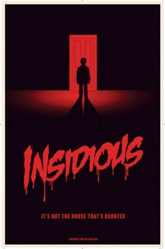 Insidious (2011) is my favorite movie it scares me and that my favorite genre of movies it just really entertains me.