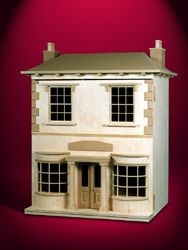 Buy Sid Cooke Silver Jubilee Dolls House For GBP At Maple Street. All  Orders Over GBP 40 Are Delivered Free