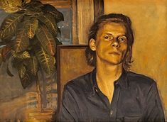 Self Portrait by Ola Billgren on Curiator, the world's biggest collaborative art collection. Modern Art, Contemporary Art, Digital Museum, Scandinavian Art, Collaborative Art, Photorealism, Mirror Image, Types Of Art, Female Art