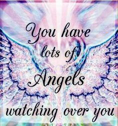 Everything you ever wanted to know about Angels, Including how to connect with your own Guardian Angel  how to find out their name.. All this  much more in my latest book - Angel Talk @  www.caroledavies.com