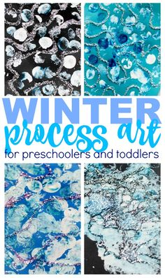 Snowball winter process art for preschoolers, winter process art ideas for toddlers --- A Fun winter process art for preschoolers. This activity will help strengthen fine motor skills, creativity and show how each child is different.  winter art for preschoolers | winter process art | snow art activities for preschoolers | winter art activities for preschoolers | #winterprocessart #preschoolart #toddleractivities #winter