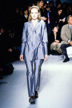 Calvin Klein Collection Spring 1997 Ready-to-Wear Fashion Show - Lisa Ratliffe